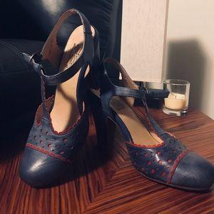 Retro High Heels